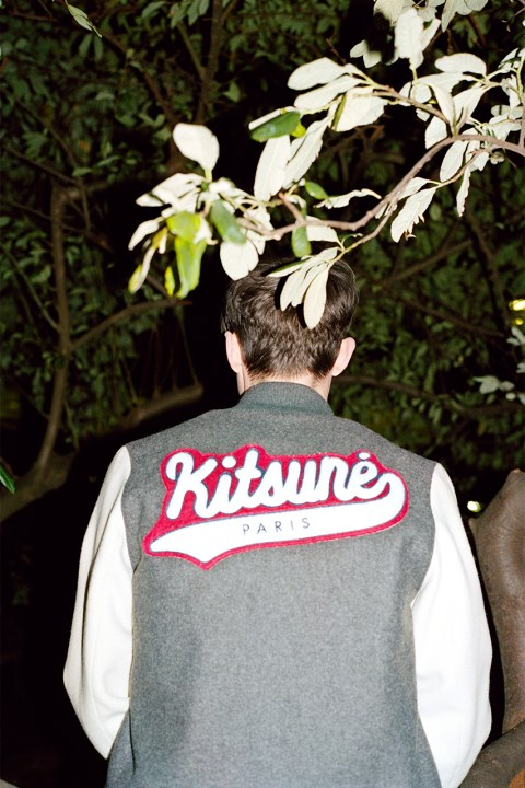 "Image of Maison Kitsuné 2014 Fall/Winter ""London Beats"" Lookbook"