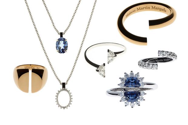 Image of Maison Martin Margiela Héritage Jewelry Collection