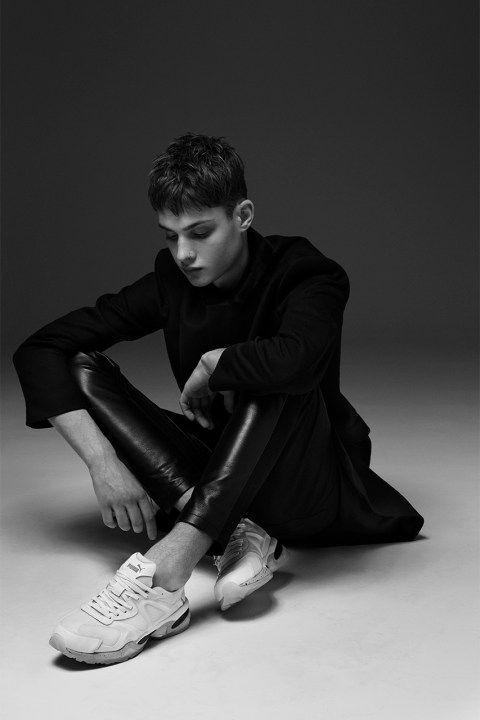 Image of McQ by Alexander McQueen x PUMA 2014 Fall/Winter Lookbook