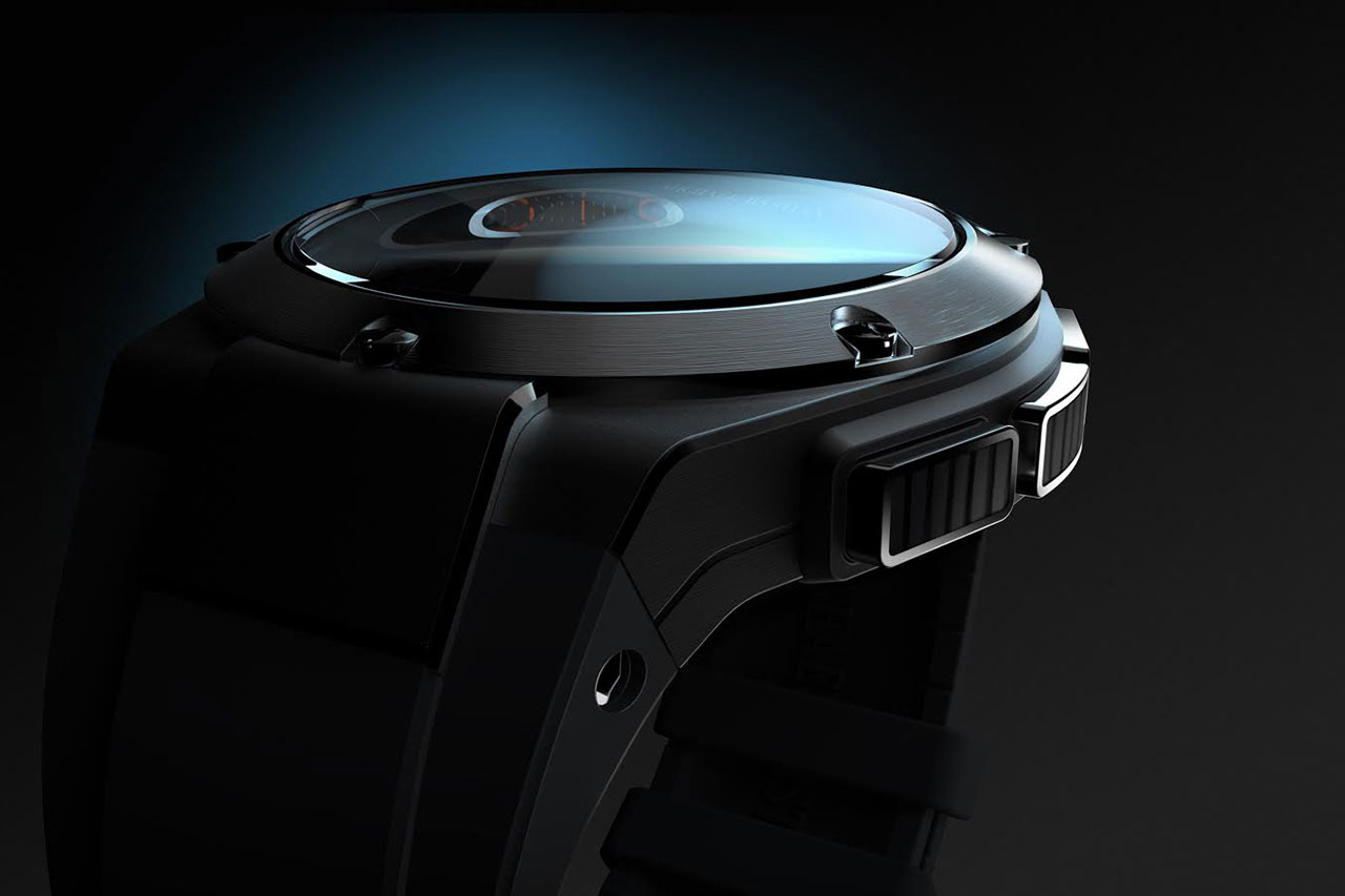 Image of Michael Bastian x Hewlett-Packard Smartwatch to Debut This Fall