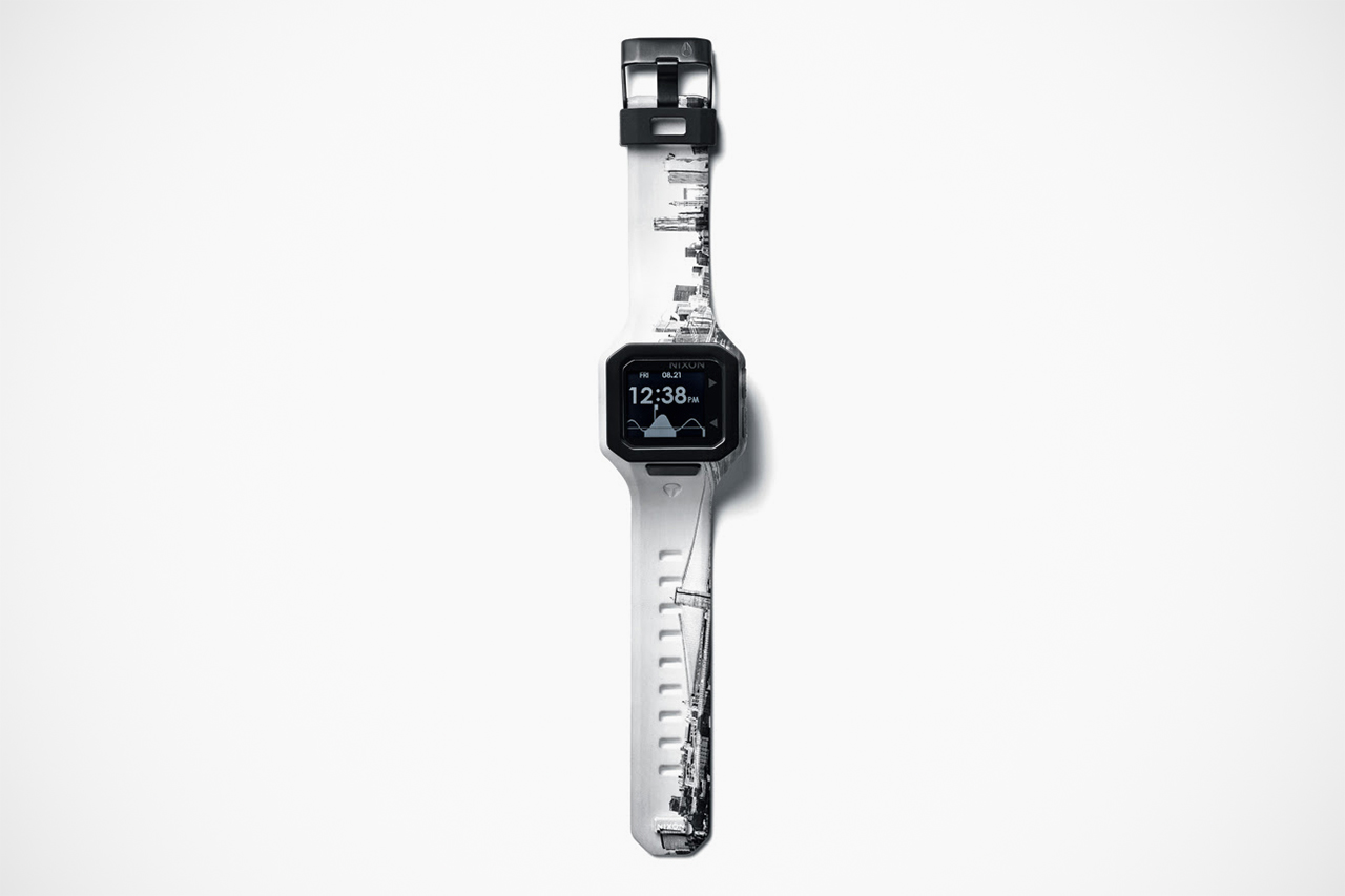 Image of Mike D x Monster Children x Nixon Limited-Edition Supertide Watch