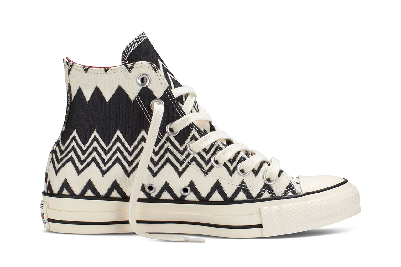 Image of Missoni x Converse 2014 Fall Chuck Taylor All Star