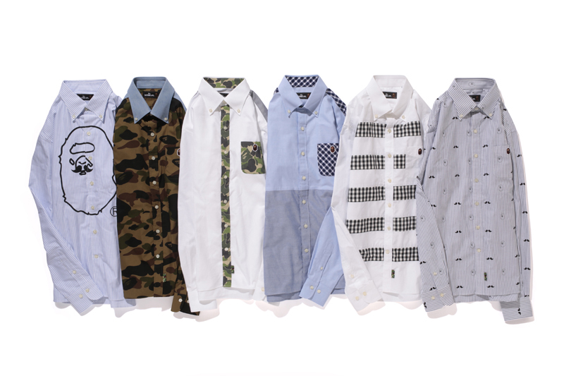 Image of Mr.BATHING APE 2014 Fall/Winter Collection