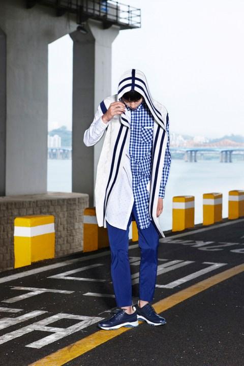 Image of Munsoo Kwon 2015 Spring/Summer Lookbook