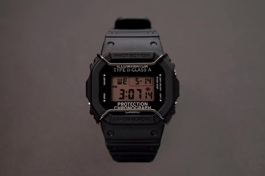 Image of N.HOOLYWOOD x Casio G-Shock DW-5600NH-1ER