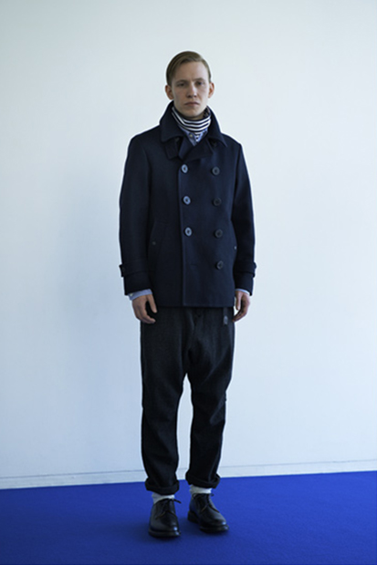 Image of nanamica 2014 Fall/Winter Lookbook