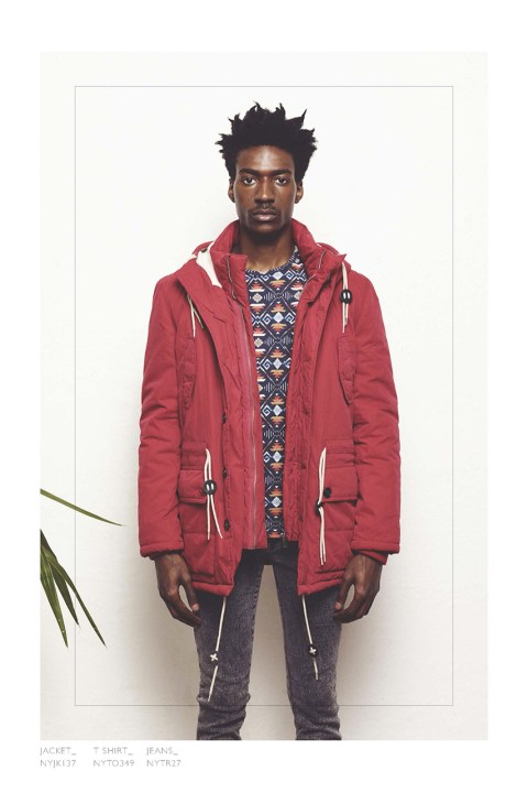 Image of Native Youth 2014 Fall/Winter Lookbook
