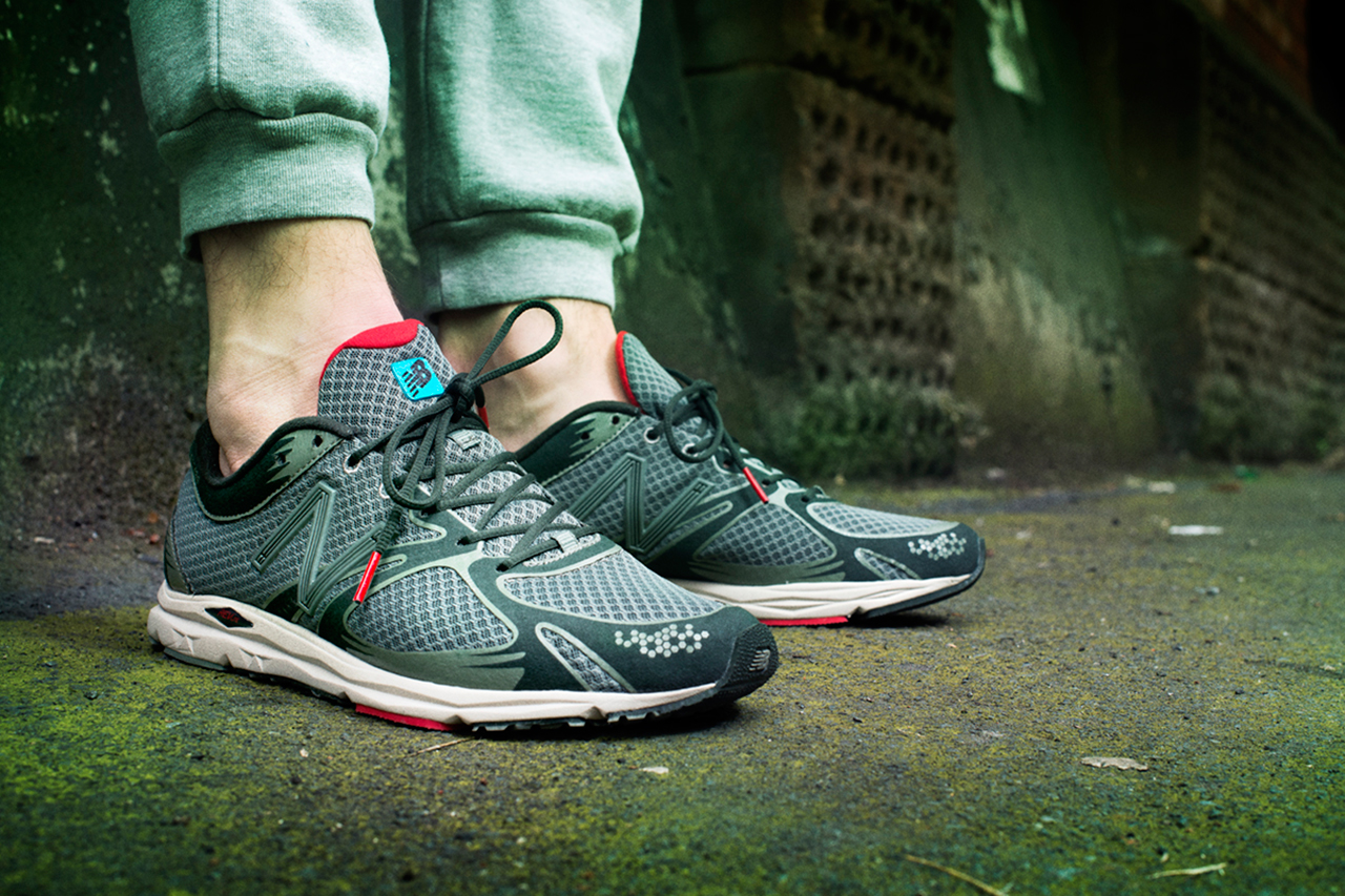 Image of New Balance 2014 Fall/Winter Blue Tab Collection