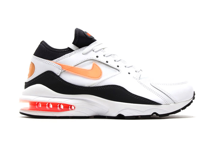 "Image of Nike Air Max 93 ""Hyper Crimson"""