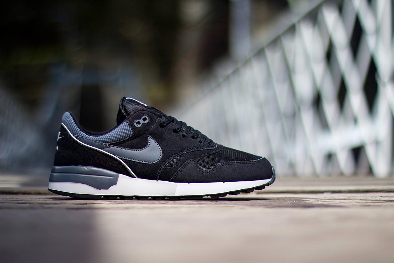 Image of Nike Air Odyssey Black/Dark Grey