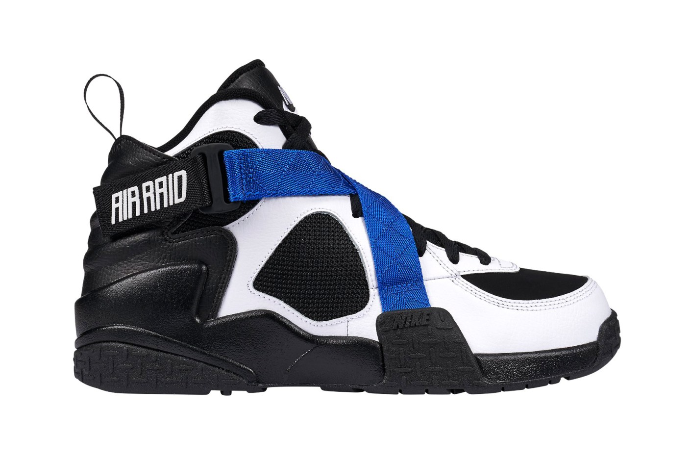 Image of Nike Air Raid Black/White-Game Royal