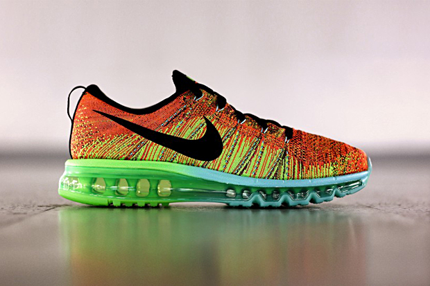 "Image of Nike Flyknit Air Max ""Multicolor"""