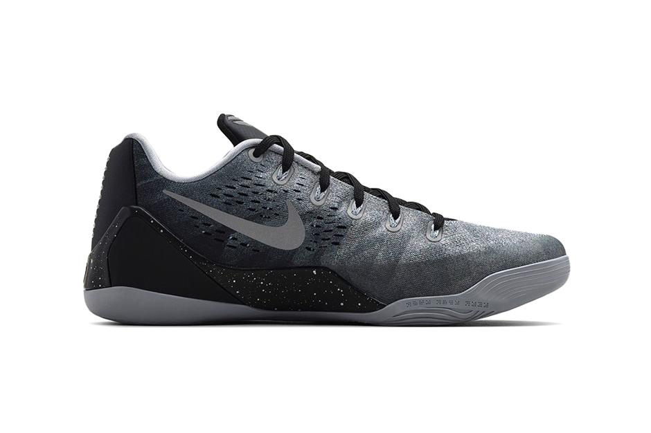 """Image of Nike Kobe 9 EM """"Metallic Silver"""""""
