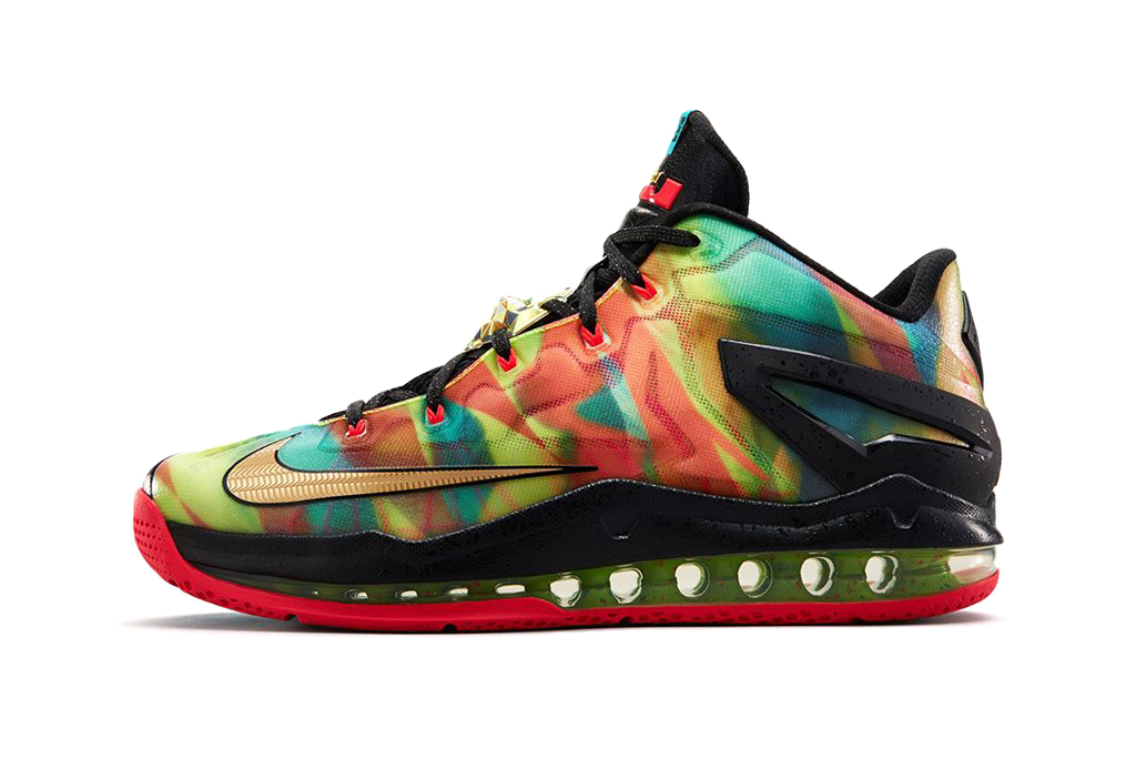 "Image of Nike LeBron 11 Max Low SE ""Multicolor"""