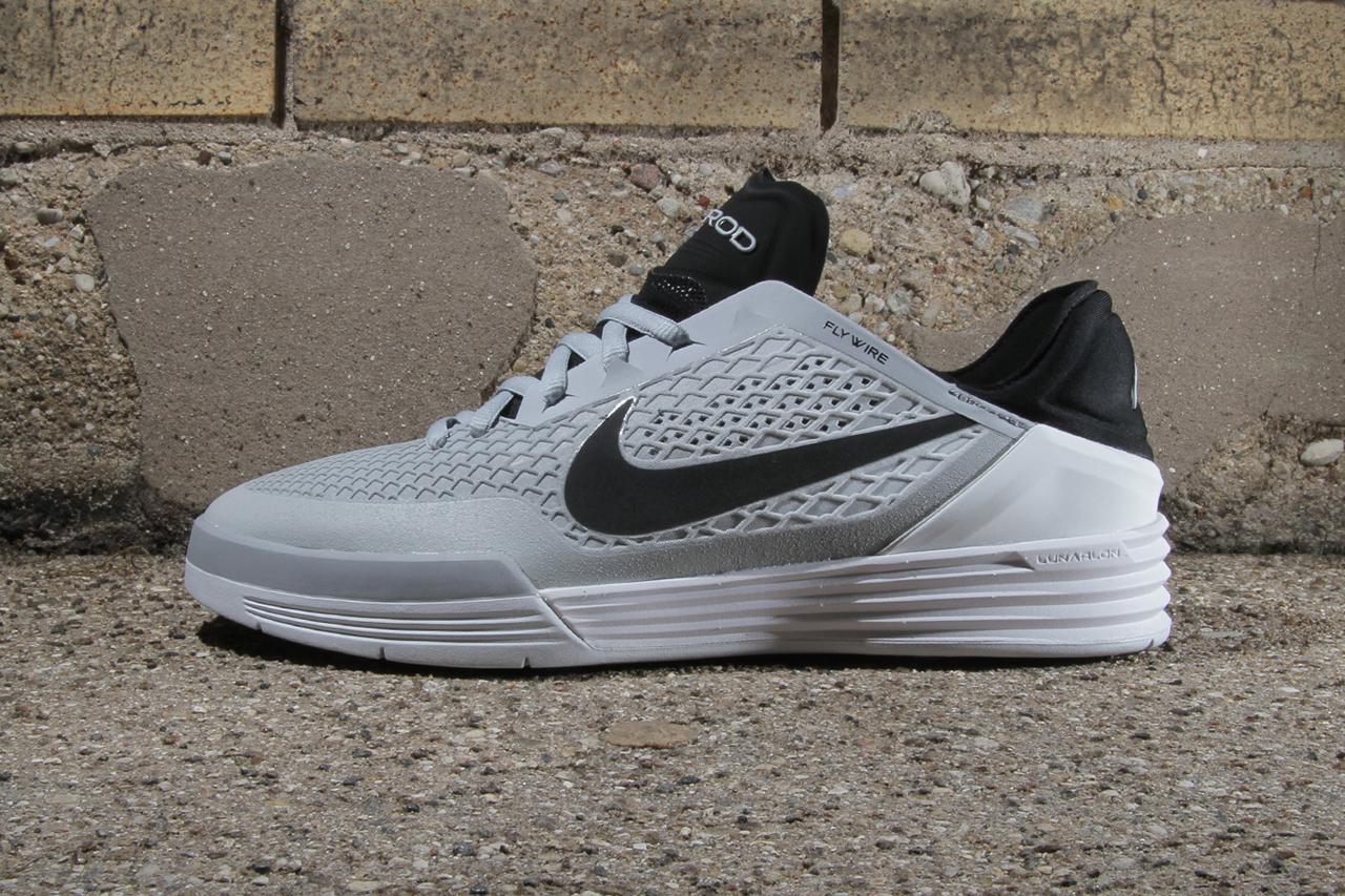 Image of Nike SB Paul Rodriguez 8 Wolf Grey/Pure Platinum
