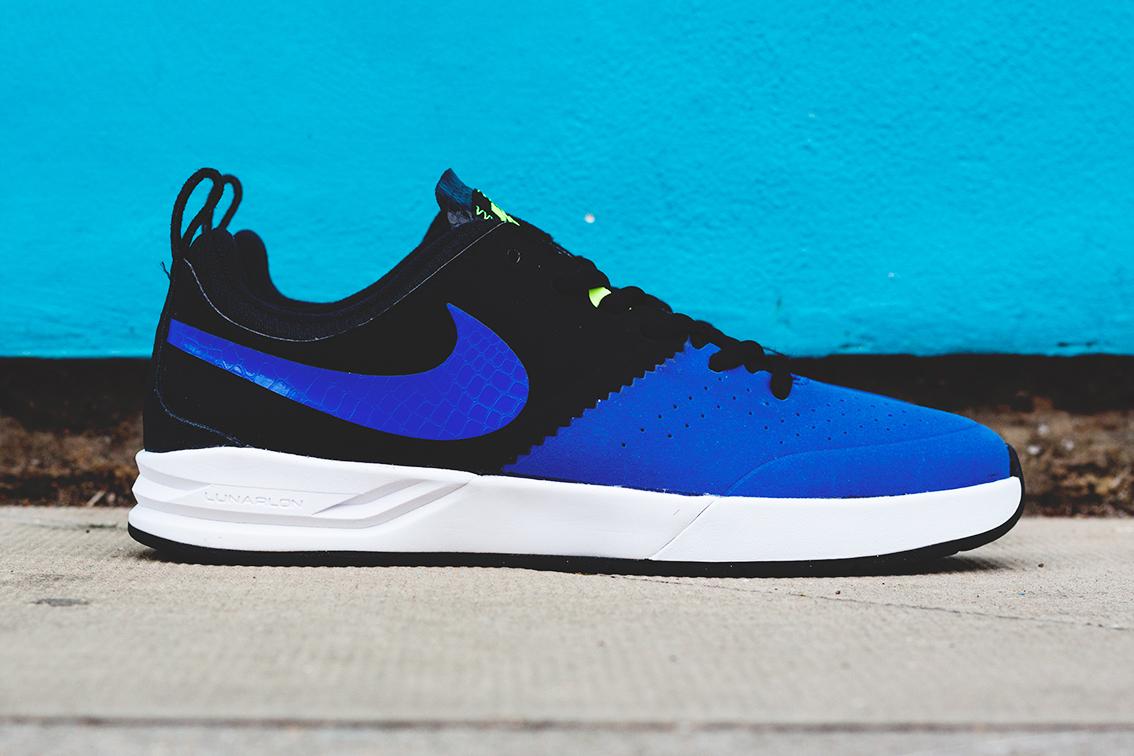 Image of Nike SB Project BA Game Royal/Black-Volt