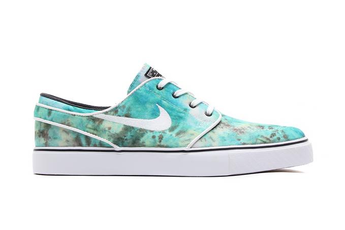 "Image of Nike SB Zoom Stefan Janoski Premium QS ""Tie-Dye"" Pack"