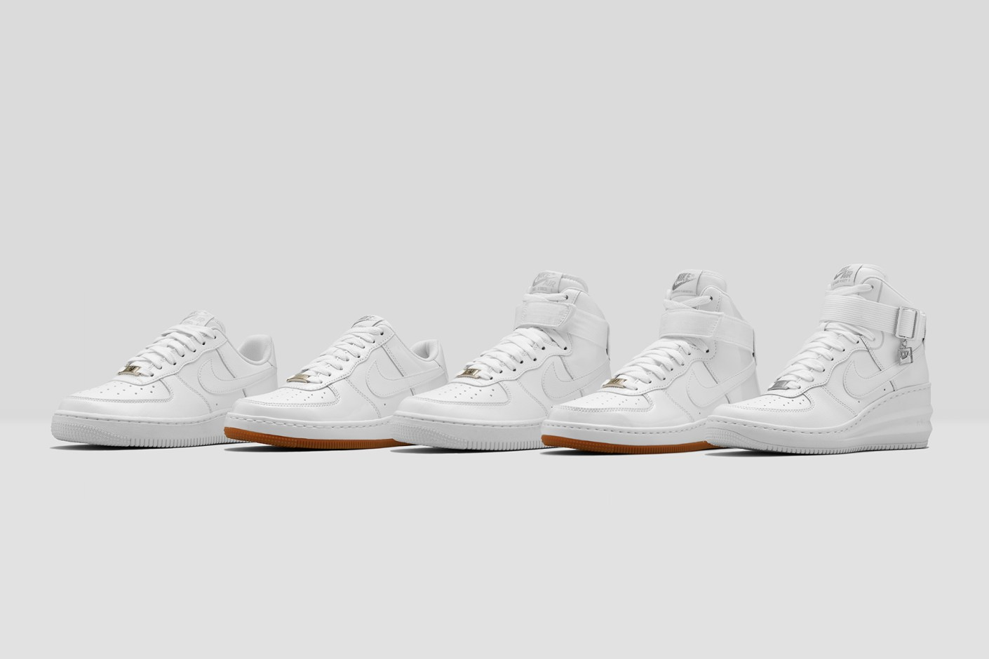 Image of Nike Sportswear WMNS 2014 Air Force 1 Collection