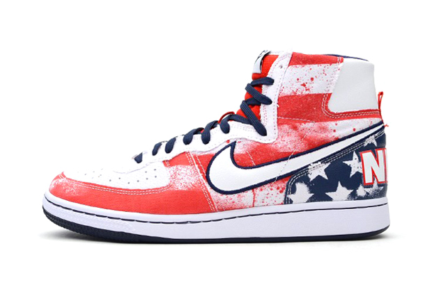 "Image of Nike Terminator High ""America"""