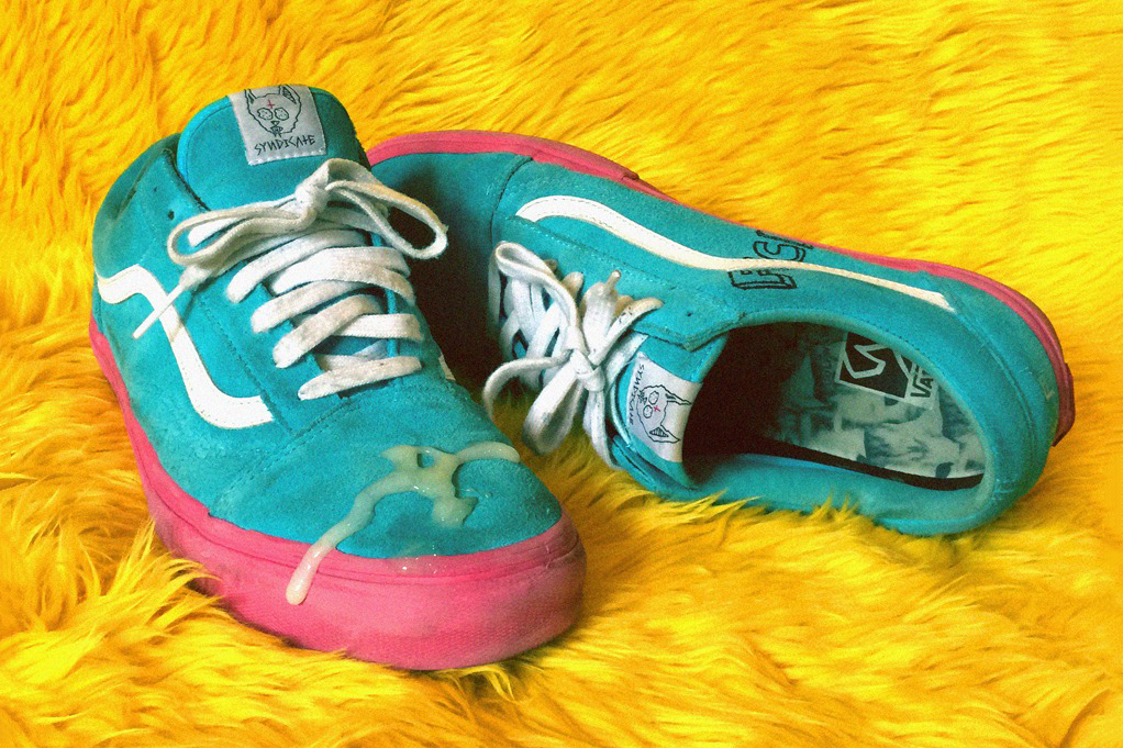 "Image of Golf Wang's Tyler, the Creator Links Up with Vans Syndicate on an Old Skool Pro ""S"" Three Pack"