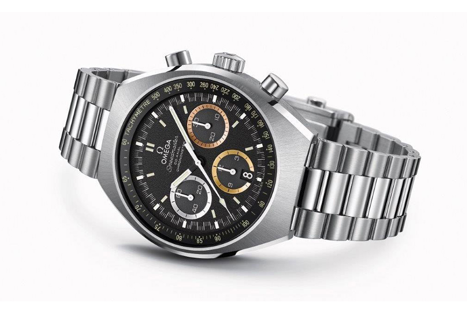 Image of Omega Speedmaster Mark II Rio 2016