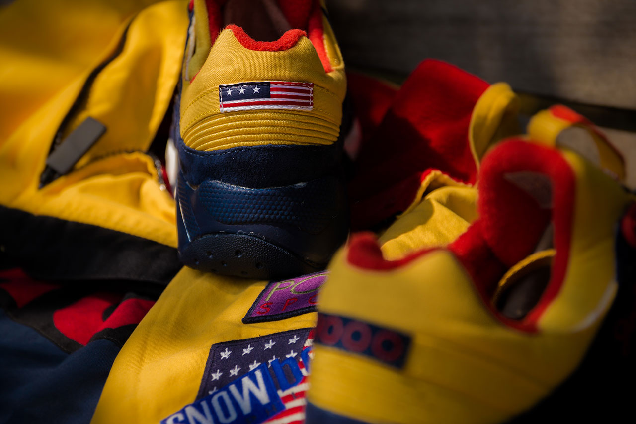 "Image of Packer Shoes x Saucony Grid 9000 ""Snow Beach"""