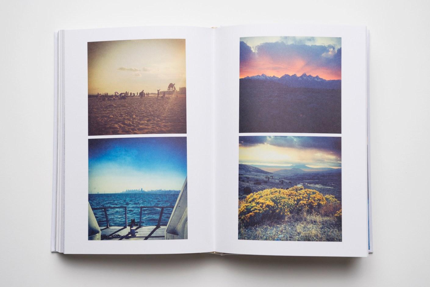 "Image of Paradigm Vol. I ""Genesis"" Book"