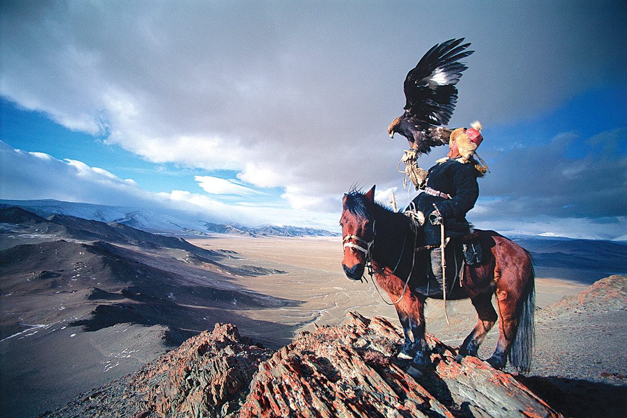 "Image of Patagonia Releases ""Birds of Prey"" Book"