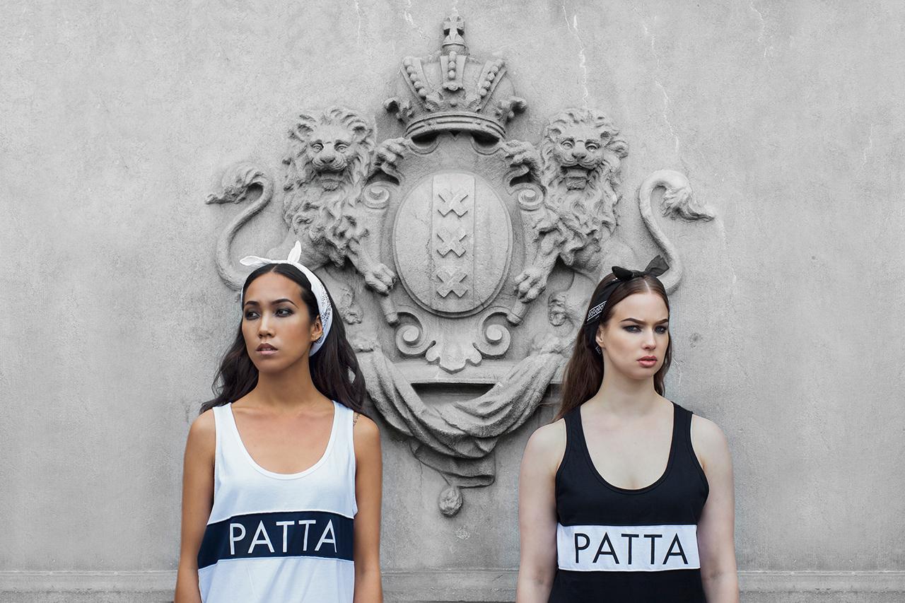 "Image of Patta 2014 Spring/Summer ""#SSS Ladies"" Editorial"