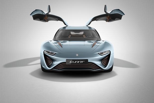 Image of QUANT e-Sportlimousine Concept
