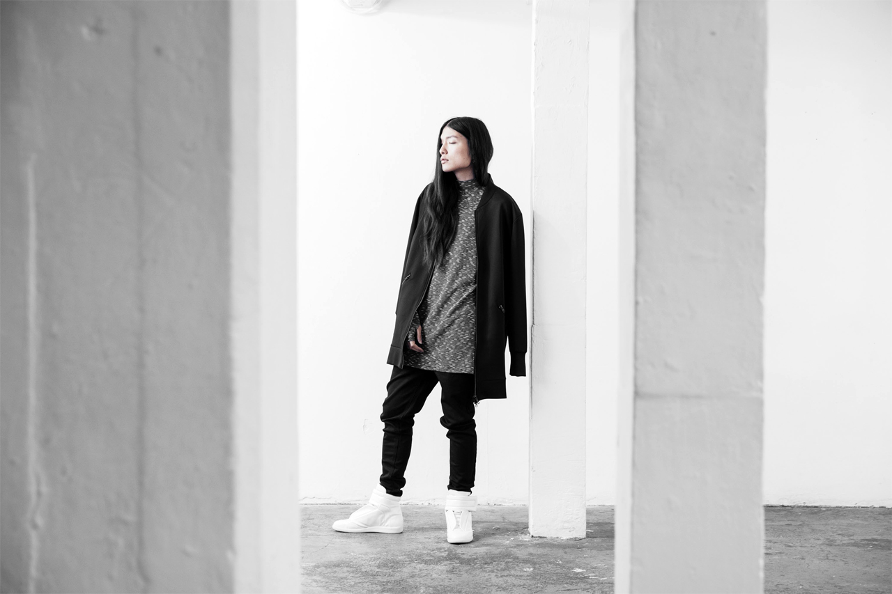 "Image of Represent Unveils Pre-Fall/Winter 2014 ""Future"" Collection"