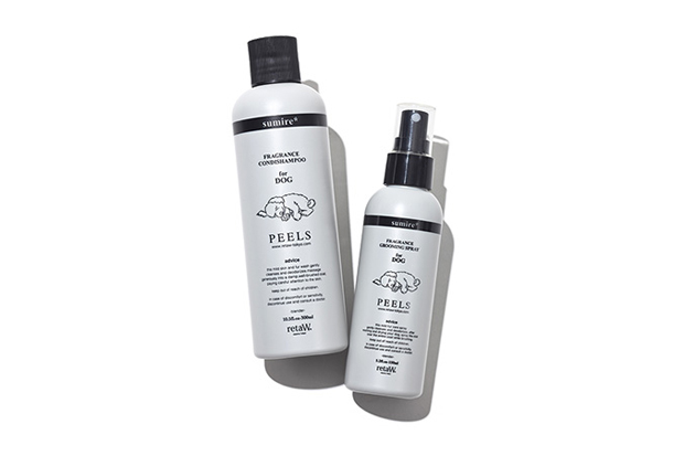 """Image of retaW """"PEELS"""" Shampoo and Fragrance Spray for Dogs"""
