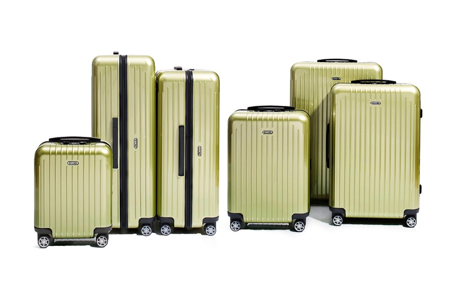 Image of RIMOWA 2014 Lime Green Collection