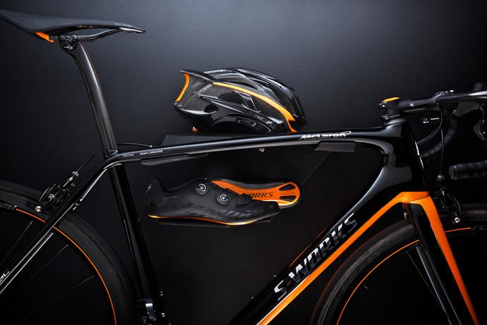 Image of Specialized S-Works McLaren Tarmac Bike