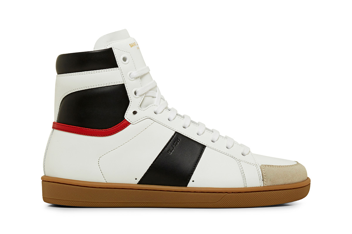 Image of Saint Laurent 2014 Fall/Winter Gum Sole Sneakers