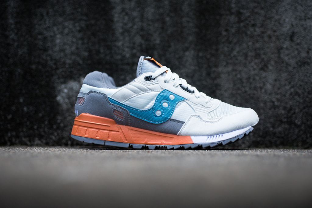 Image of Saucony 2014 Summer Shadow 5000 Grey/Blue