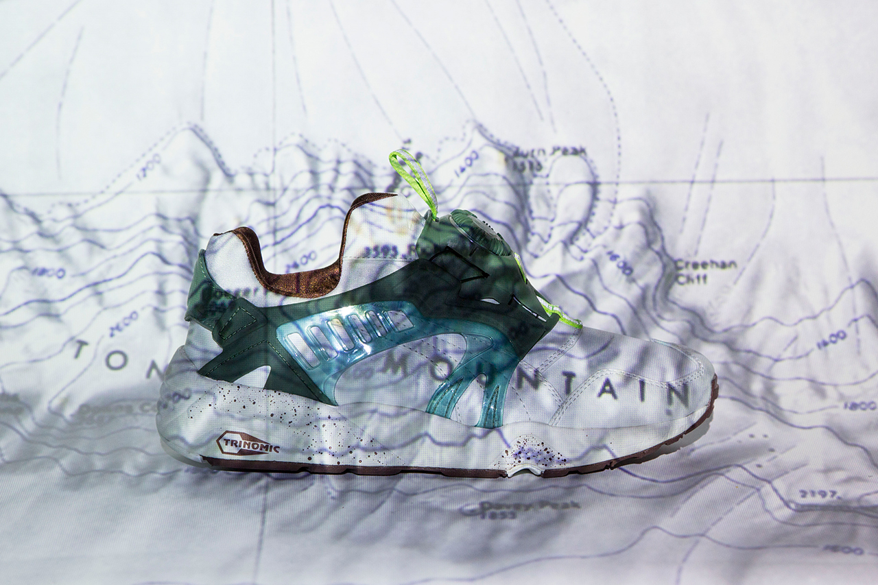 "Image of size? x PUMA ""Wilderness Pack"" Part Two"