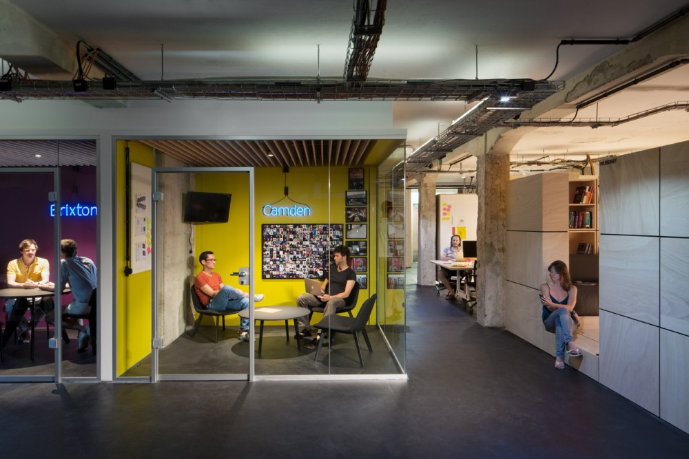 Image of SoundCloud Headquarters by KINZO Berlin