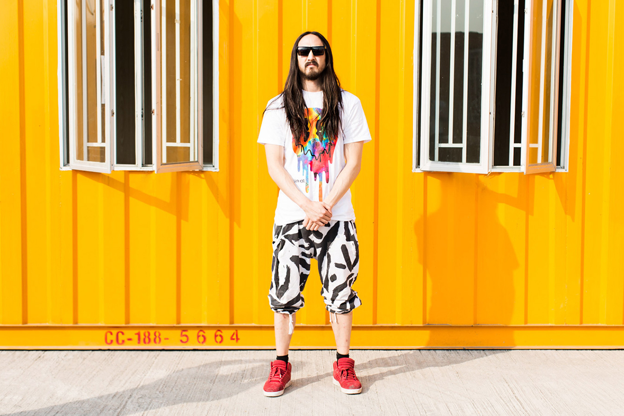 Image of Steve Aoki: Man on the Move
