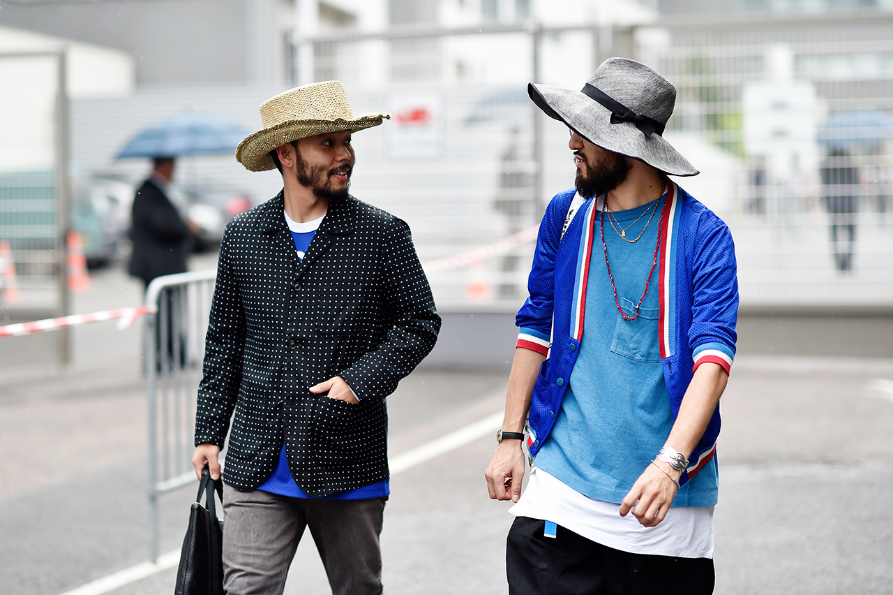 Image of Streetsnaps: Paris Fashion Week 2015 Spring/Summer Part Two