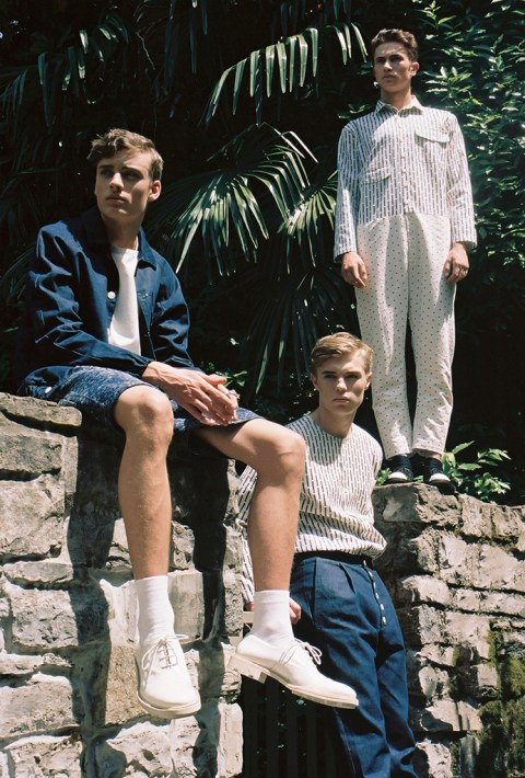 Image of SUNNEI 2015 Spring/Summer Lookbook