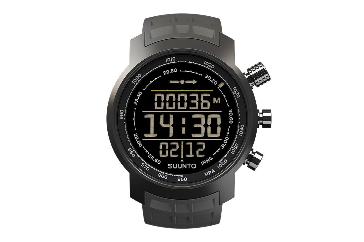 Image of Suunto Elementum Terra Stealth Watch