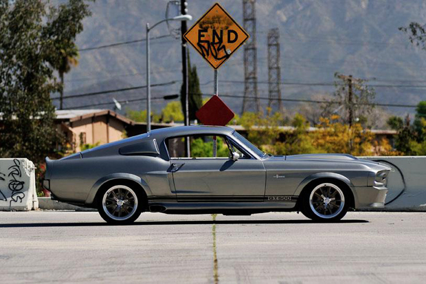 "Image of The 1967 Mustang GT500 ""Eleanor"" is Hitting the Auction Block"