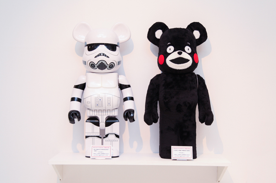 Image of The 2014 Annual Medicom Toy Exhibition in Tokyo