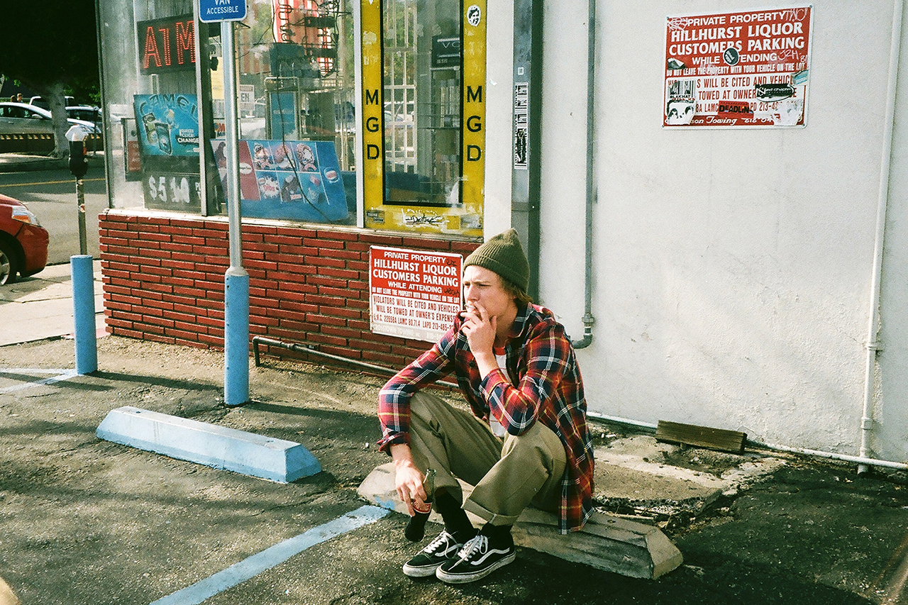 "Image of The Goodhood Store 2014 Summer ""This Time Tomorrow"" Editorial"