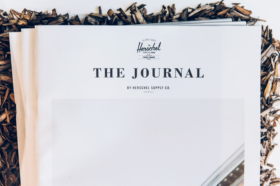 Image of The Journal by Herschel Supply Co. – Issue Three Launch Recap