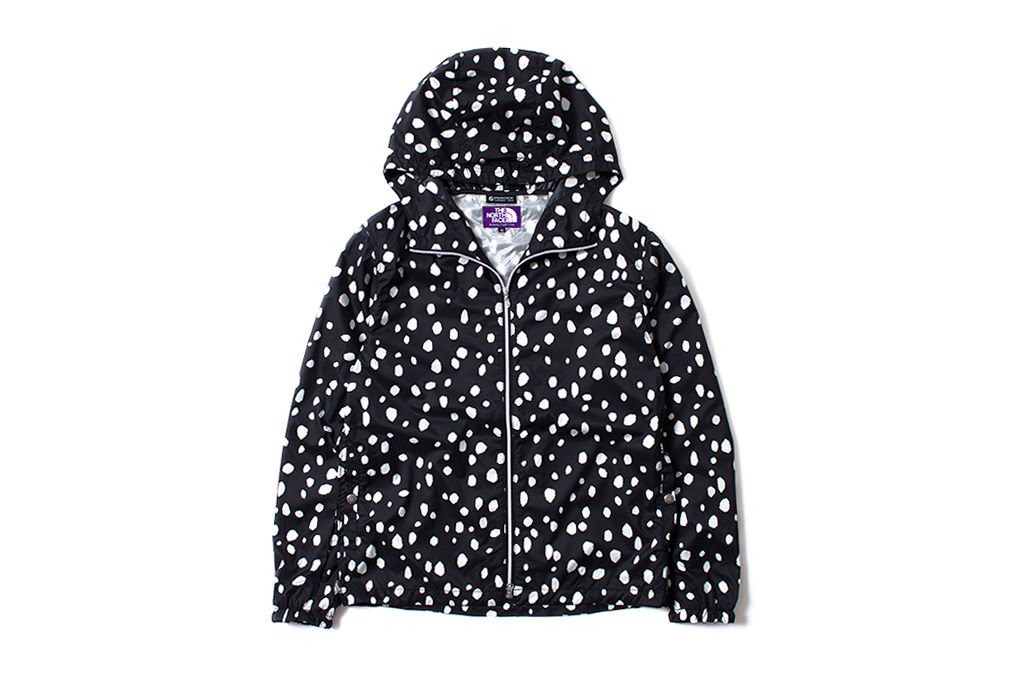 "Image of THE NORTH FACE PURPLE LABEL 2014 Summer ""Dalmatian Print"" Collection"
