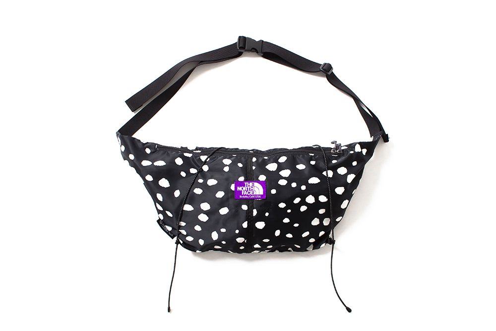 """Image of THE NORTH FACE PURPLE LABEL 2014 Summer """"Dalmatian Print"""" Collection"""