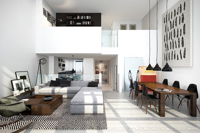 Image of The Saint Martins Lofts in London