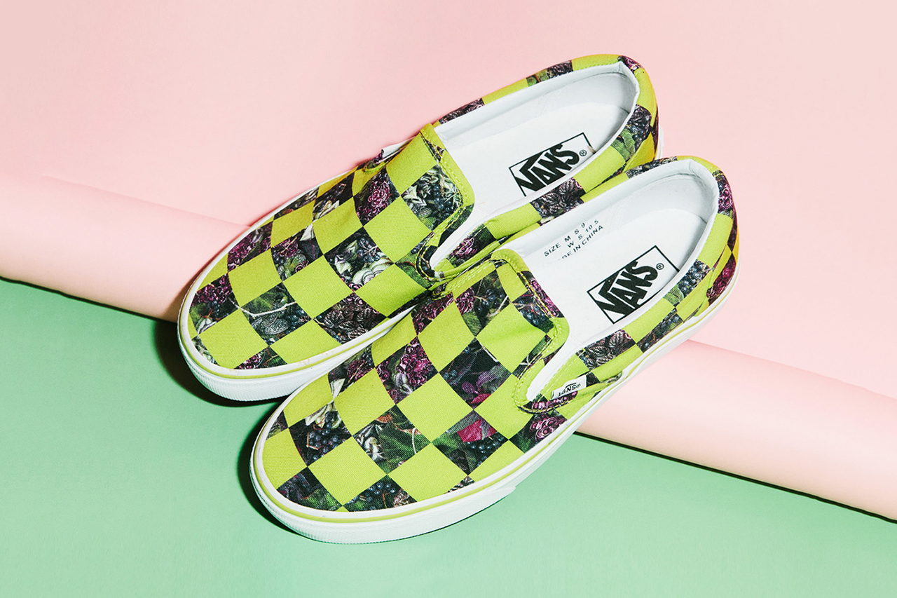 Image of Thierry Boutemy x Opening Ceremony x Vans 2014 Collection